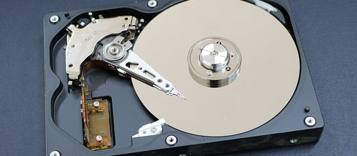 הדיסק הפסיק לעבוד, האם החומר שם נהרס?
