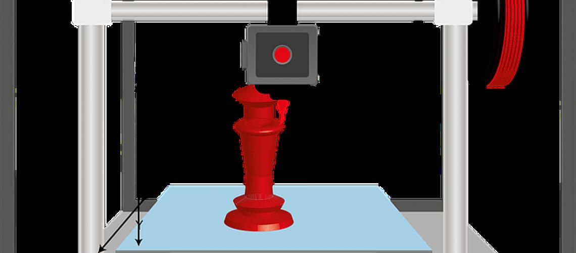ההבדל בין מדפסת תלת מימד שולחנית למדפסות תעשייתיות